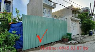 Cần bán đất nền biệt thự 141.2 m2 chính chủ