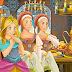 cuentos para niños Las Tres hijas del Rey