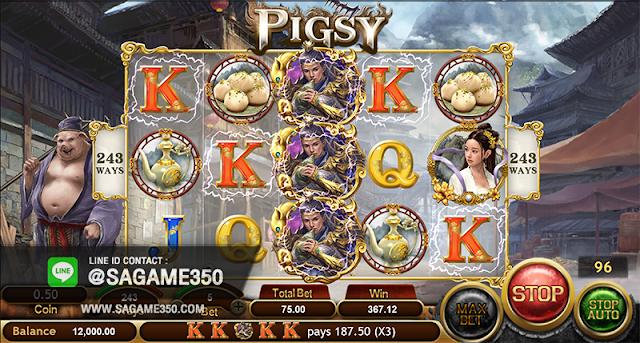 เล่นคาสิโนออนไลน์ สล็อตออนไลน์ SAGAME350