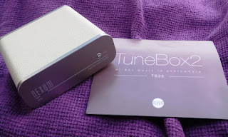 TuneBox2 High-Resolution Audio Receiver Supports WiFi and Bluetooth! | Gadget Explained - Consumer Tech Reviews