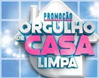 Promoção Orgulho de Casa Limpa Olá, Ajax e Pinho Sol orgulhodecasalimpa.com.br