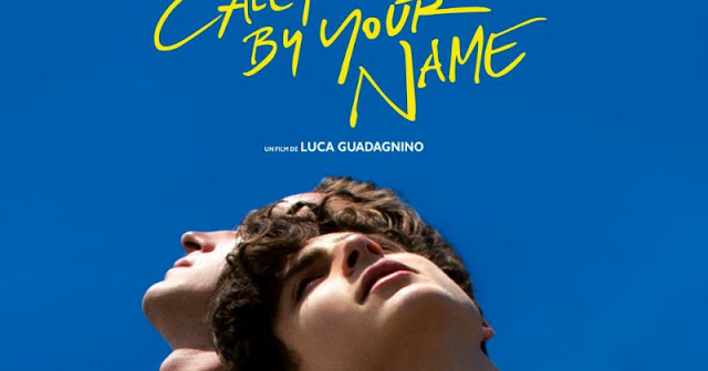 CALL ME BY YOUR NAME - WINNER