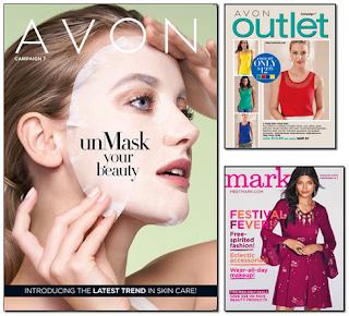Shop the Avon Brochure Online