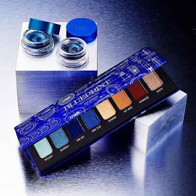 Melt Cosmetics Blue Collection