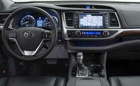 2016 Toyota Hilux Diesel Interior
