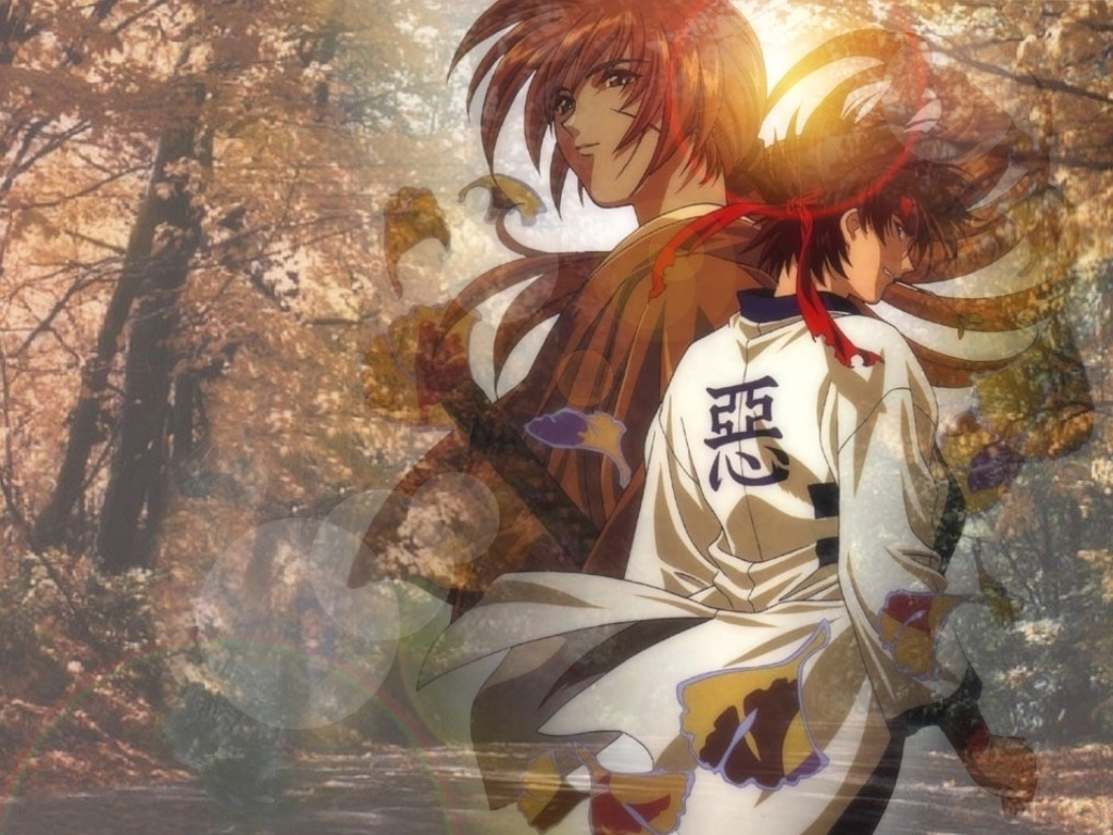 kenshin himura wallpaper - photo #7