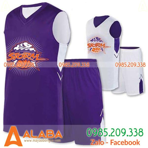 Áo bóng rổ Hà Nội độc lạ