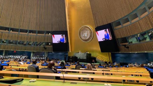 Sentil Jokowi, Rocky: Divided Nation Kok Berusaha Nasehati United Nations