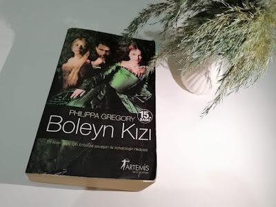 The Tudor Court Serisi, Boleyn Kızı, Philipa Gregory,Artemis Yayınları,Kitap Yorumları,
