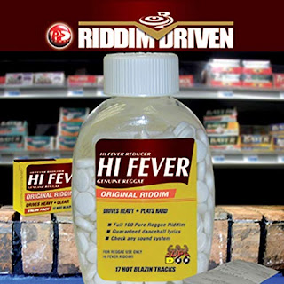 Le Riddim Dancehall : Hi Fever Riddim (2001)