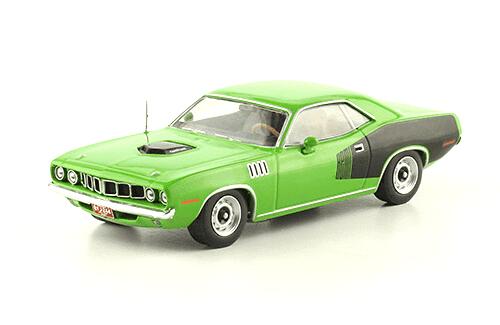 Plymouth Hemi Cuda 1971 american car