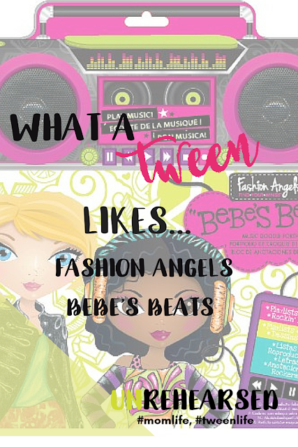 What a Tween Likes: Fashion Angel's BeBe's Beats