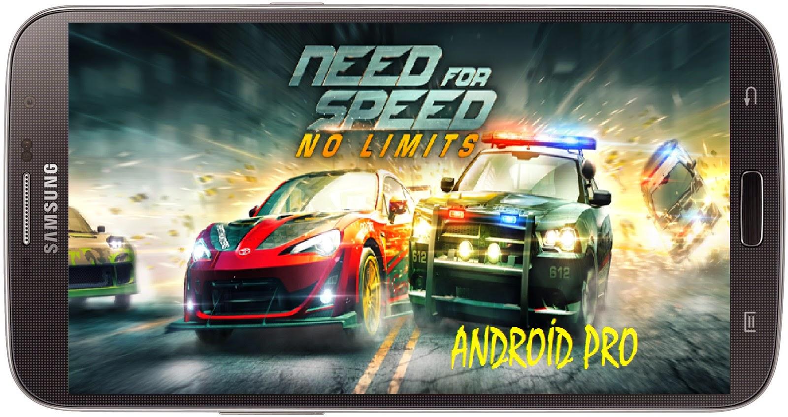 Bir Blogger I Te Need For Speed No Limits Apk Ndir 1