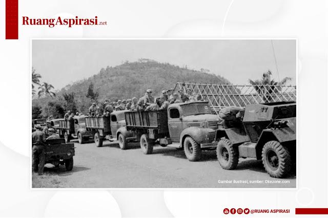 Perjuangan Rakyat Situbondo Pada Masa Agresi Militer Belanda I Tahun 1947