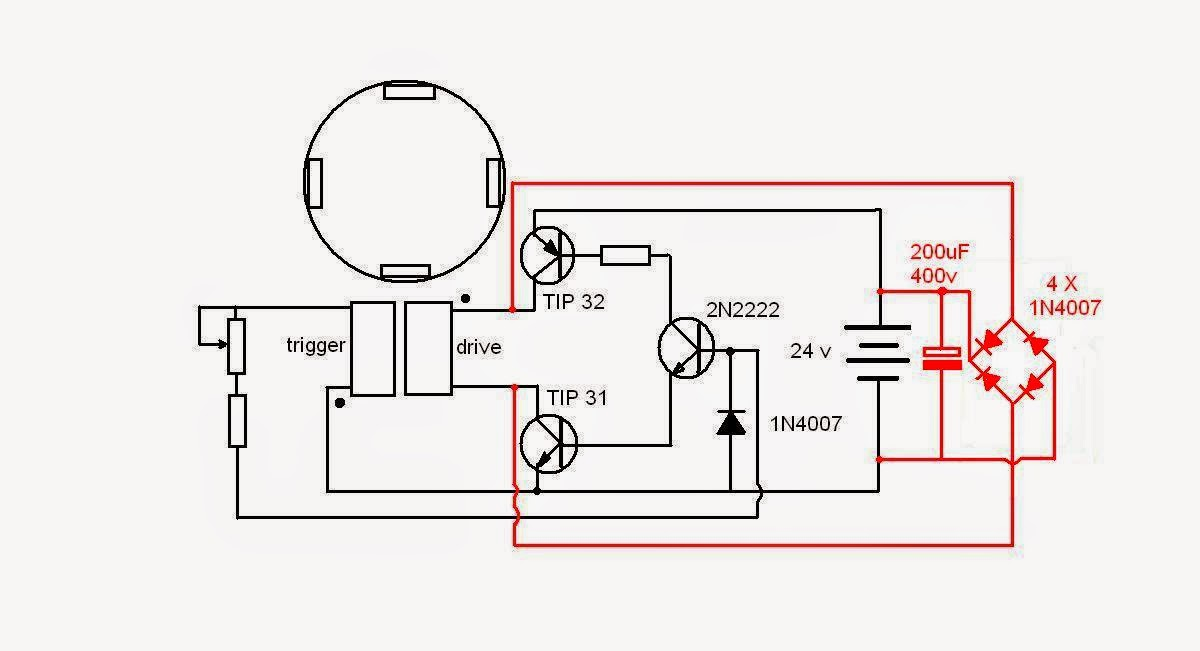 dpdt switch wiring diagram to two loads forward reverse