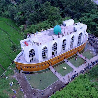 Masjid Kapal Nabi Nuh Di Semarang