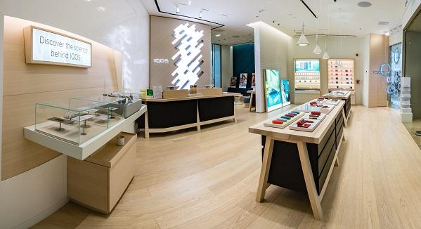 Philip Morris International IQOS Boutique at The Dubai Mall