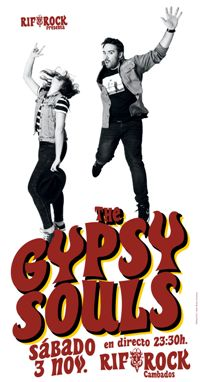 THE GYPSY SOULS (3 nov)