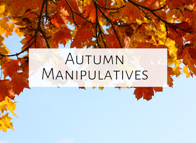 Autumn Manipulatives