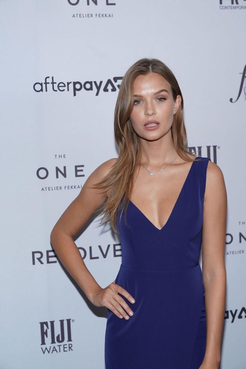 Josephine Skriver Clicks at Daily Front Row Fashion Media Awards 2020 in New York 5 Sep-2019