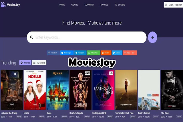 MoviesJoy : Free Movie Streaming Sites No Sign Up