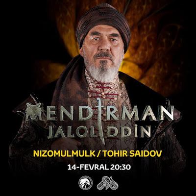 Mendirman Jaloliddin With Urdu Subtitles - Kayi Family