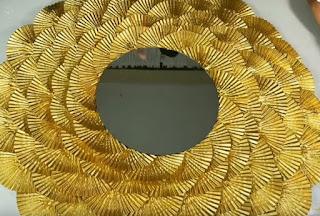 صناعة ديكور مرآة الشمس بحلة جديدة - اشغال يدوية