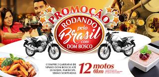 Promoção Vinho Dom Bosco 2019