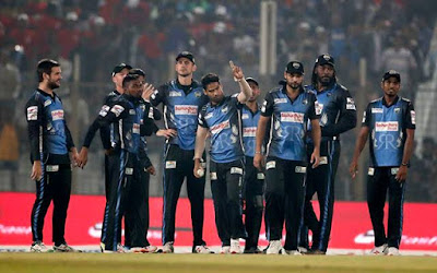 BPL 2019-20 CCH vs SYL 1st T20I Match