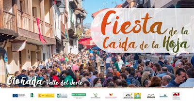 Fiesta de la Caída de la Hoja. 2 de noviembre, Cabezuela del Valle