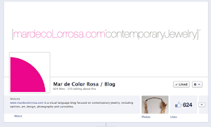 Contemporary Jewelery Blog