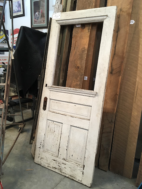 Old Door - The Lowcountry Lady visits Vintage South