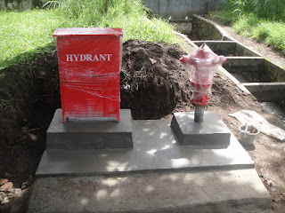 spesifikasi hydrant pillar