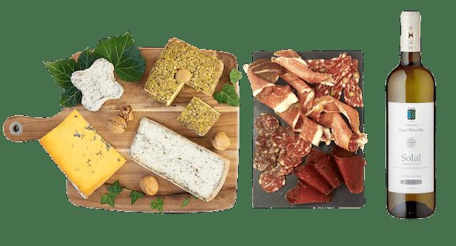 image de la box tentation fromage