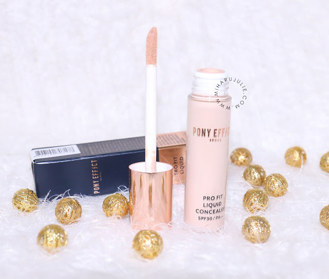 PONY EFFECT Concealer Review