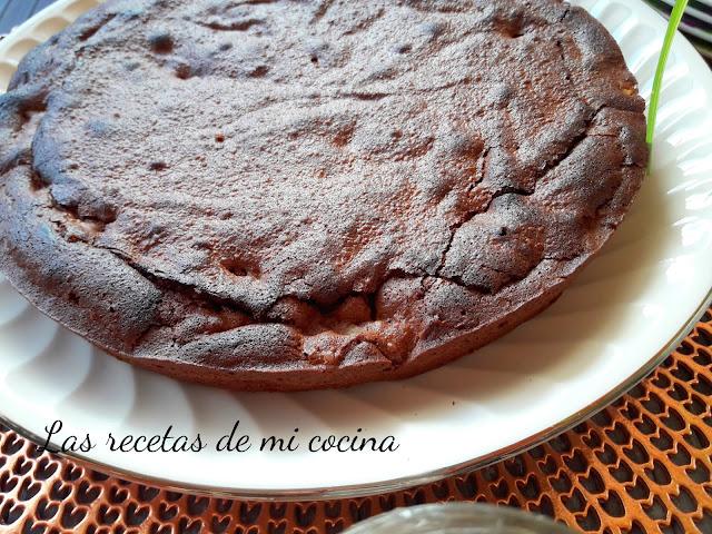 Brownie de castañas (VIDEORECETA)