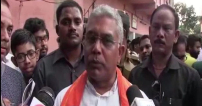 Citizen law protesters shot dead like dogs in Assam, UP: Bengal BJP president Dilip Ghosh,www.thekeralatimes.com