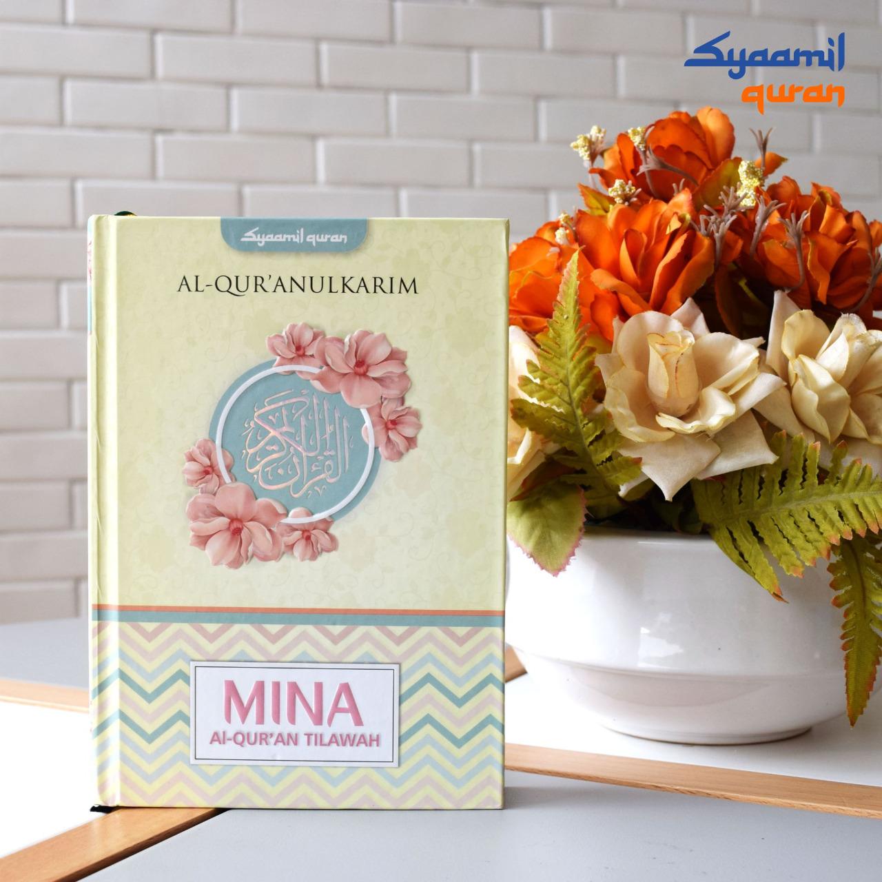 Jual Produk Syaamil Qur'an, Al-Qur'an Mina Tilawah: Al-Qur'an Khusus Wanita