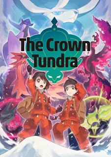 Resenha – Pokémon: The Crown Tundra