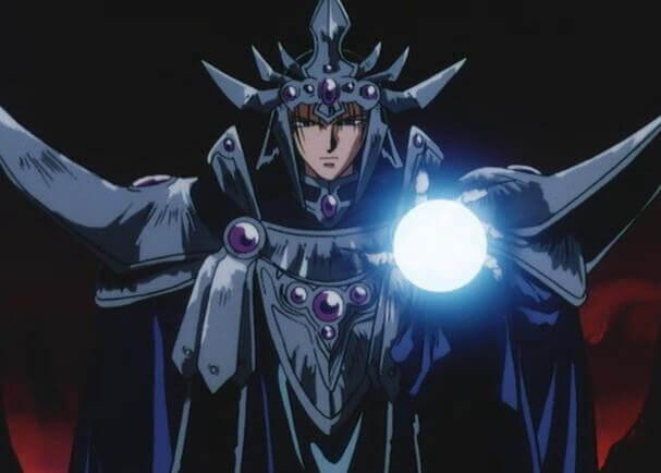 zagato of magic knights rayearth