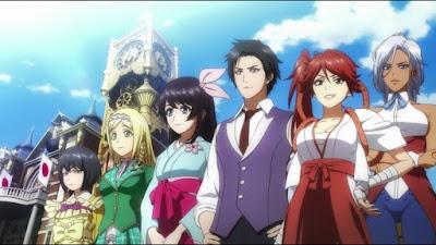 Confira a abertura do novo jogo de Sakura Wars
