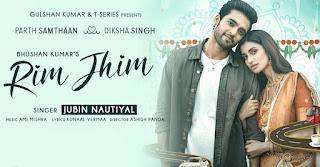 Rim Jhim Lyrics in English | With Translation | – Jubin Nautiyal