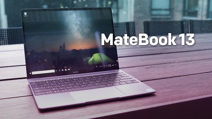 Sorteio de um Notebook Huawei Matebook 13