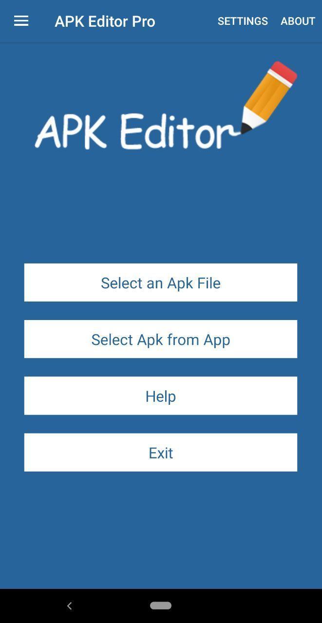 apk editor pro версия