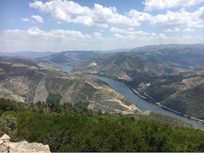 Vallee du Douro, Portugal