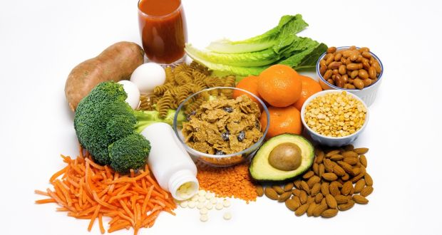 Folic acid fortify foods