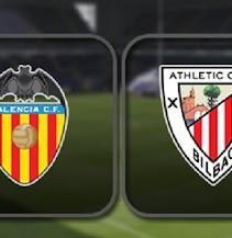 موعد مباراة فالنسيا وأتلتيك بلباو اليوم 1-7-2020 والقنوات الناقلة في الدوري الاسباني