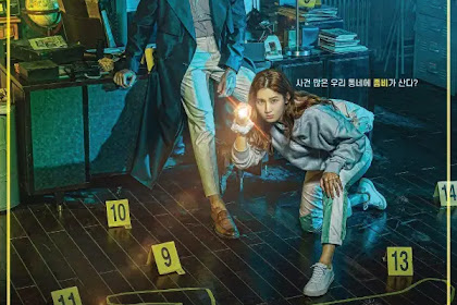 DRAMA KOREA THE ZOMBIE DETECTIVE EPISODE 19-20, SUBTITLLE INDONESIA