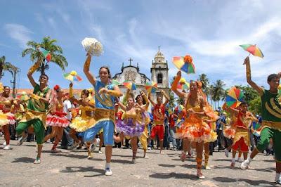 Carnaval no Recife 2018 Programação