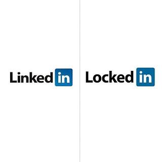 لوجو Linkedin في زمن الكورونا